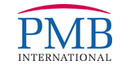 Logo PMB International GmbH in Erlangen